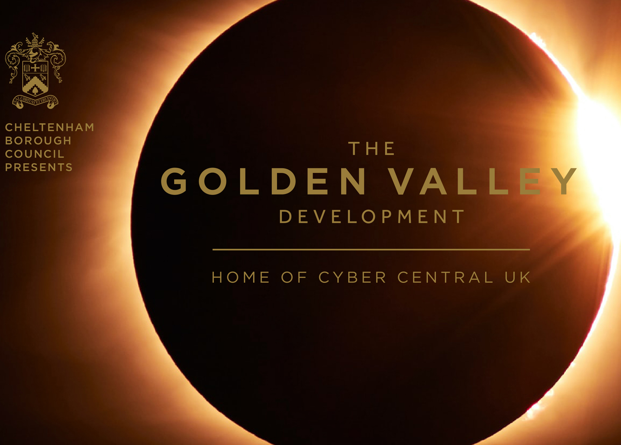 Cheltenham Borough Council launches search for partner to deliver world-class Golden Valley Development