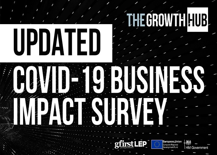 Updated: Covid-19 Business Impact Survey