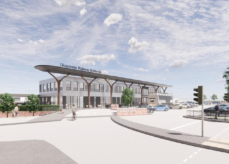 Gloucester Railway Station to receive additional funding