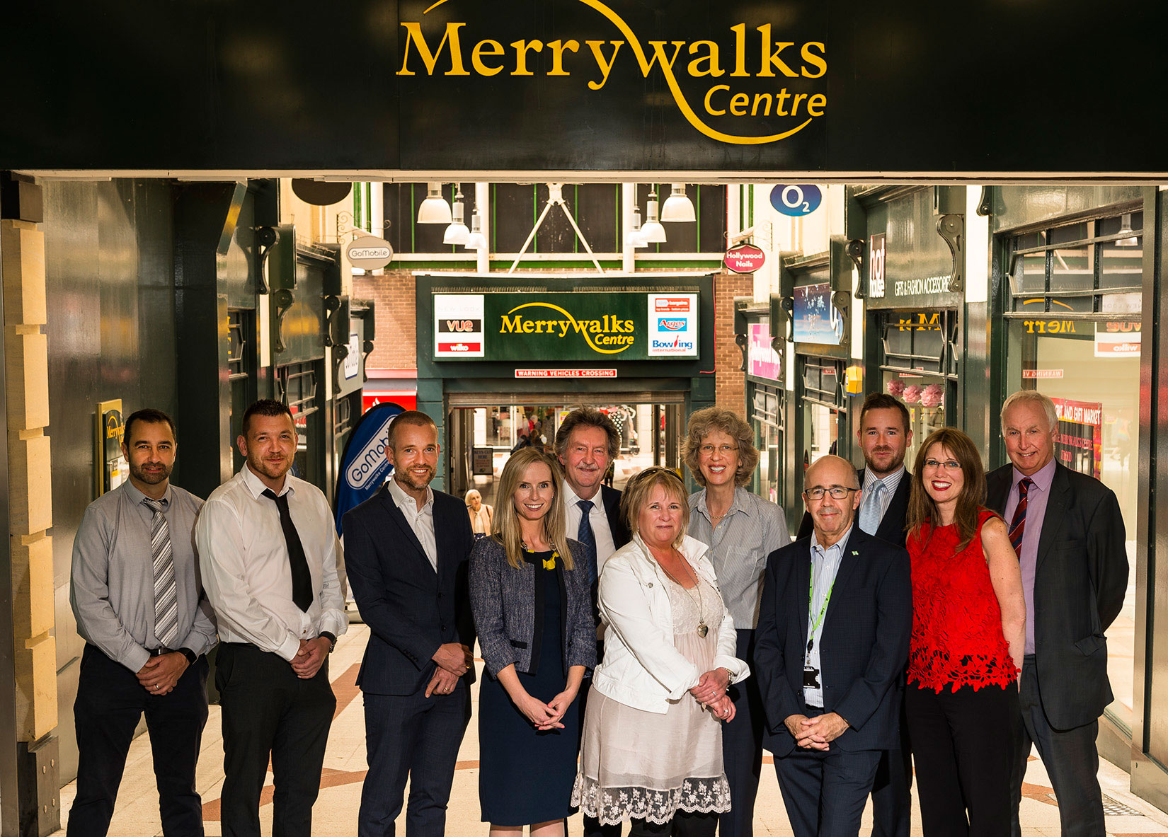 Work starts on Merrywalks transformation in Stroud
